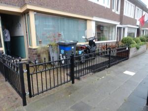 Hek geplaatst in Leeuwarden